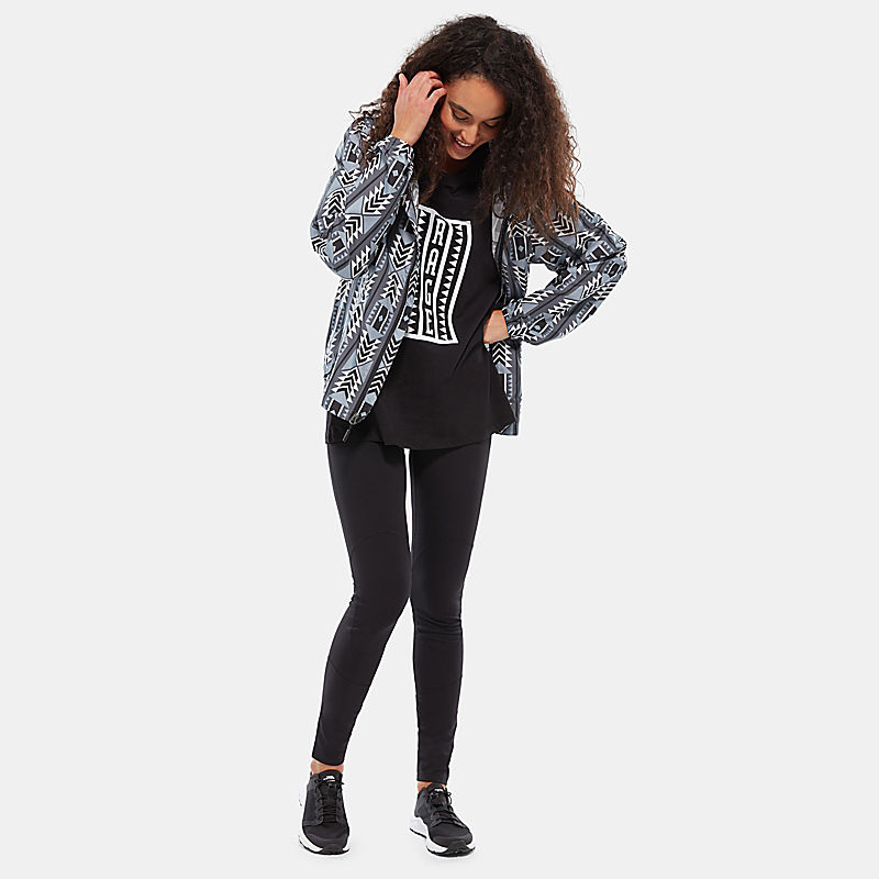 Women's Printed Cyclone Jacket-