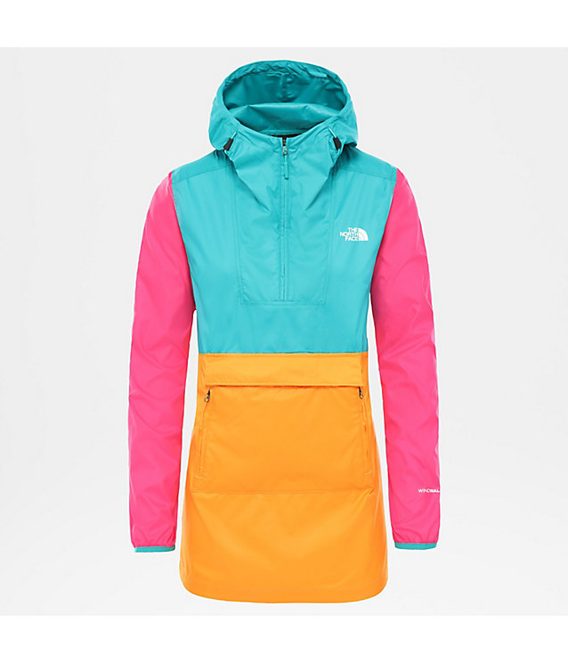 Damen Fanorak 2.0 Verstaubare Jacke | The North Face