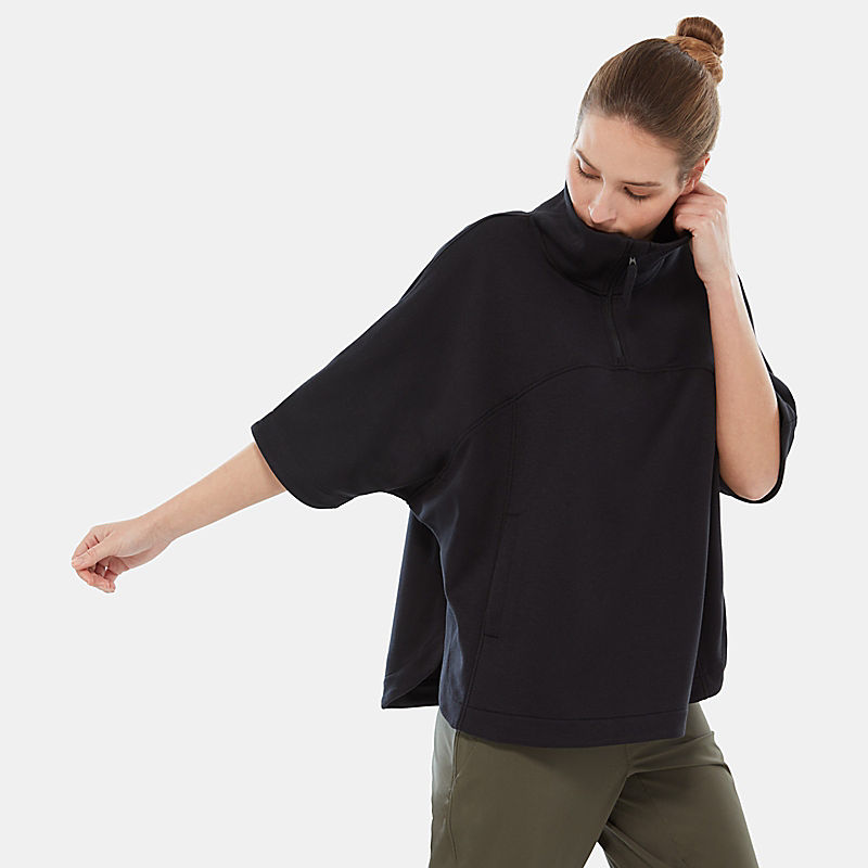 Slacker Poncho voor dames-