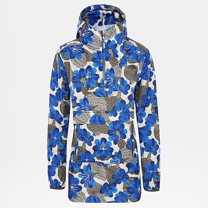 Women's Printed Fanorak Jacket-