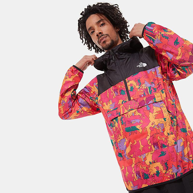 Men's Novelty Fanorak Jacket-