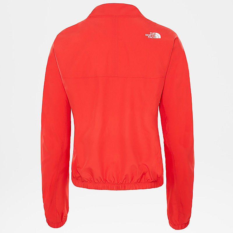 Women's Train N Logo Wind Jacket-