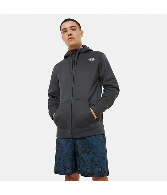 Men's Surgent Full Zip Fleece Hoodie | The North Face