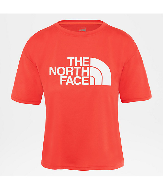 T-shirt corta Donna Train N Logo | The North Face