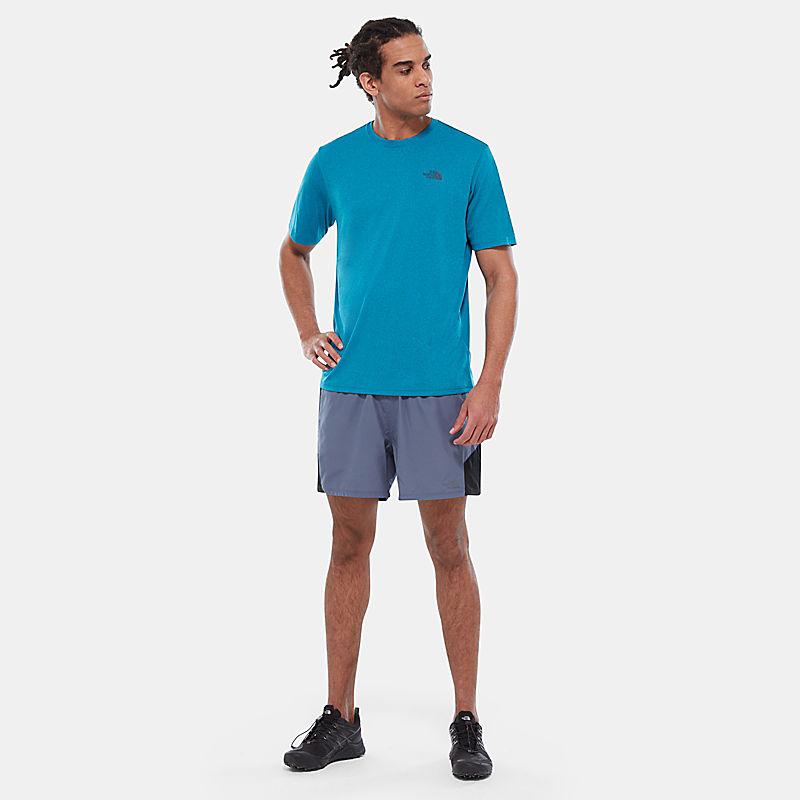 Men's Train N Logo Hybrid T-Shirt-