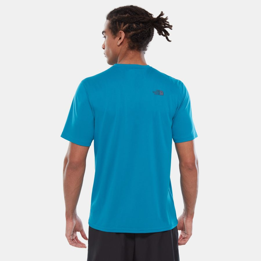 Men's Train N Logo Flex Short-Sleeve T-Shirt-