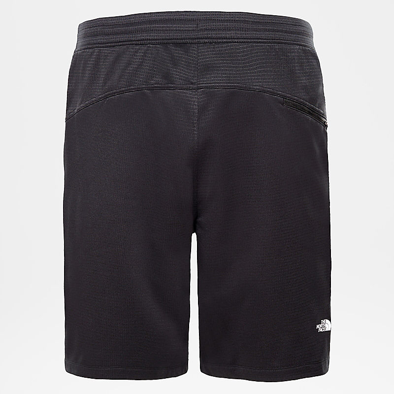 Herren Train N Logo Shorts-