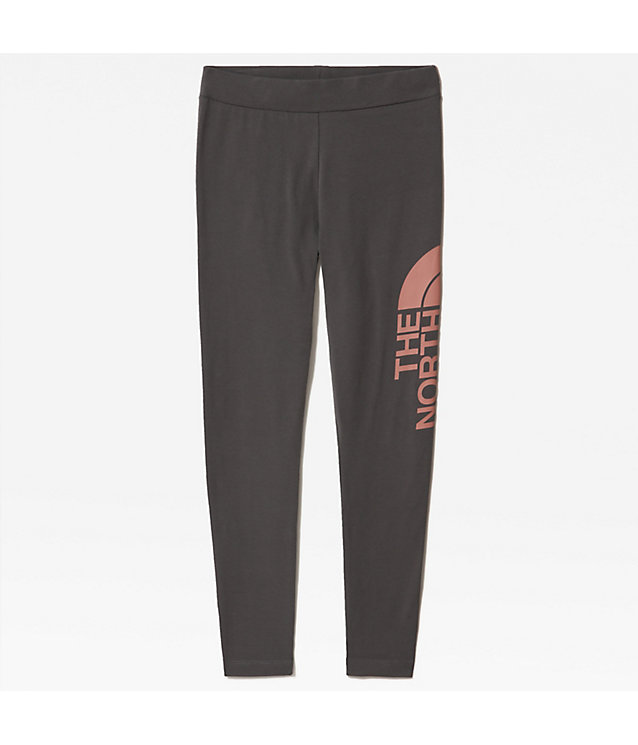 Girl's Big Logo Leggings | The North Face