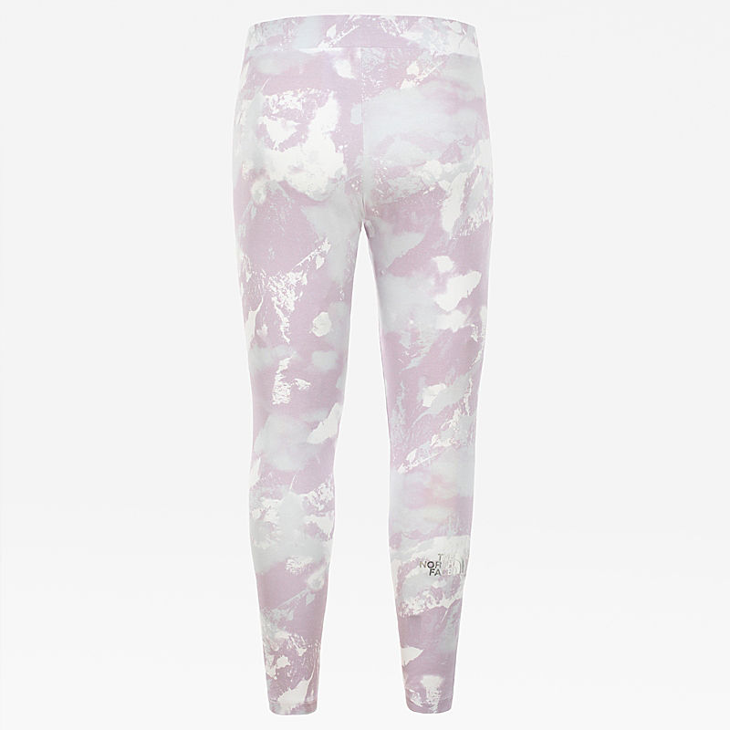 Girls' Big Logo Leggings-