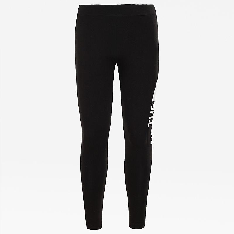 Big Logo-Legging Voor Meisjes-