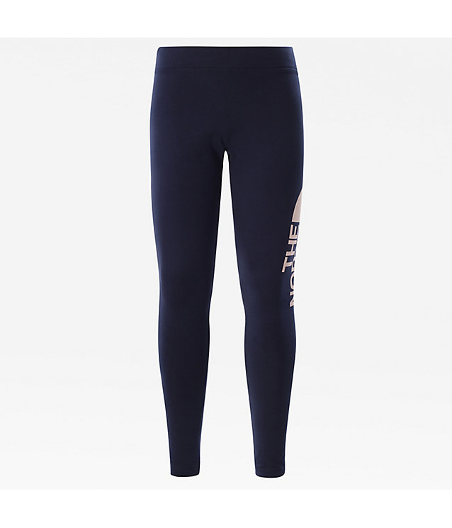 Big Logo-legging voor meisjes | The North Face