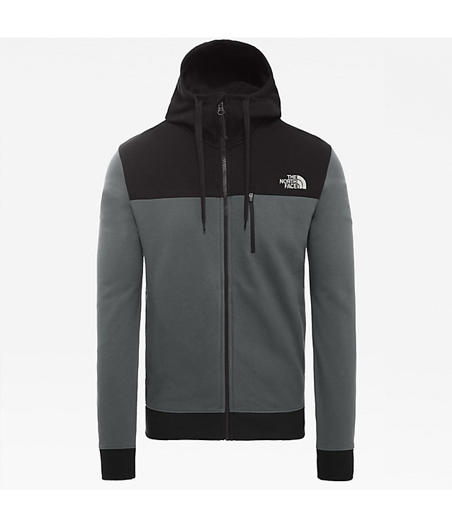 Sweat à capuche en polaire New Peak Tech pour homme | The North Face