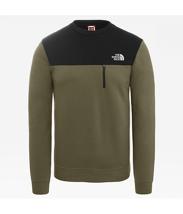 Tech New Peak Fleecepullover für Herren | The North Face