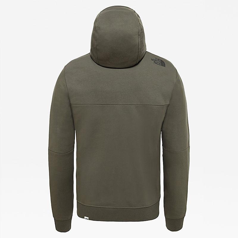 Męska bluza z kapturem Fine Z Pocket-