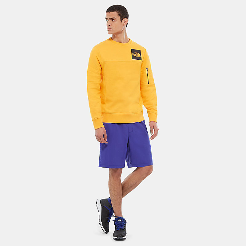 Men's Fine Z Pocket Fleece-