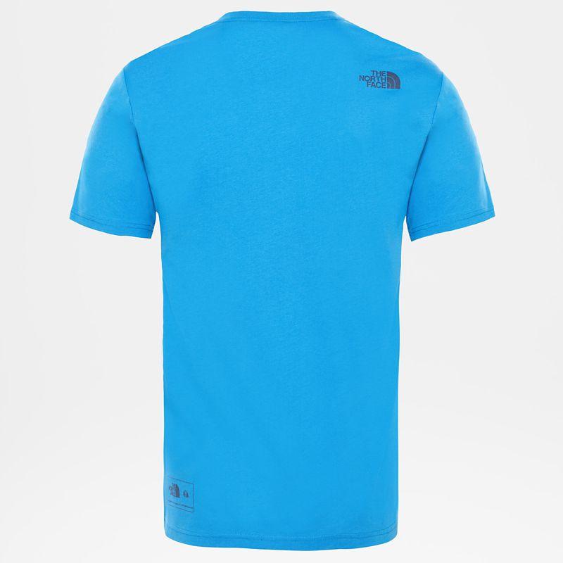 T-shirt Run Chamonix homme-