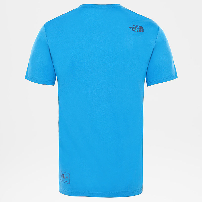 T-shirt Run Chamonix homme-