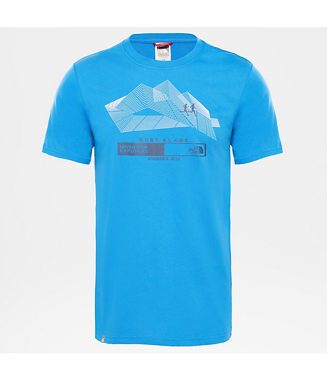 Herren Run Chamonix T-Shirt | The North Face