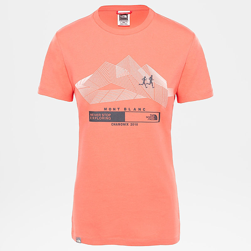 Women's Run Chamonix T-Shirt-