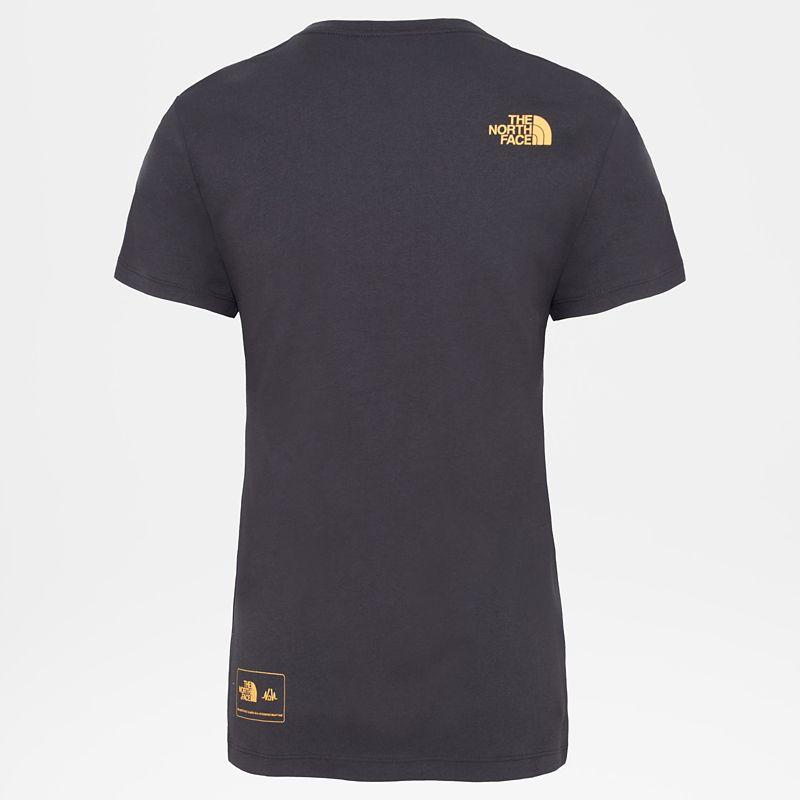 T-Shirt Donna Run Chamonix-