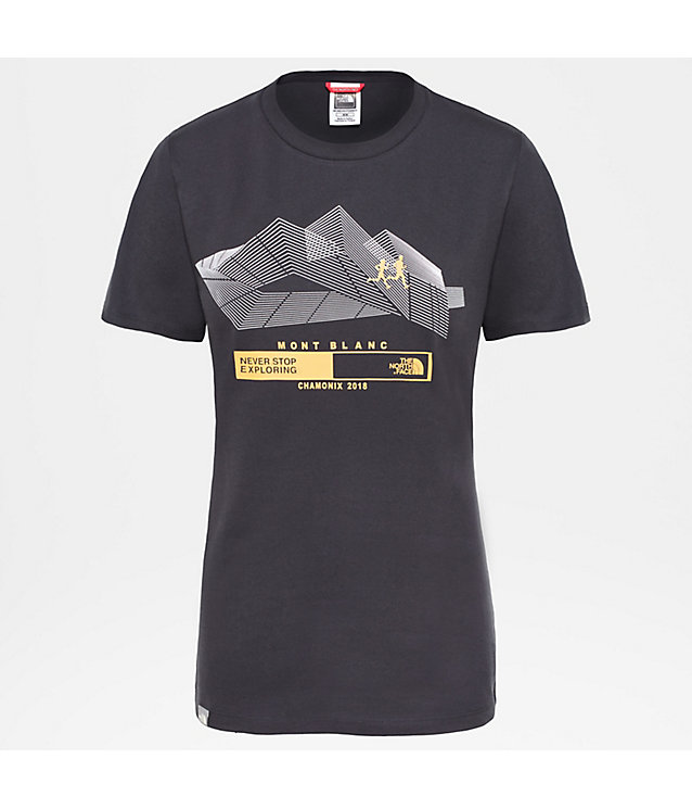 Women's Run Chamonix T-Shirt | The North Face