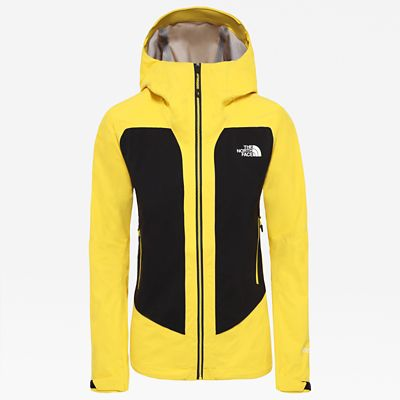 The North Face Womens Gore-tex Impendor Cknit Jacket Vibrant