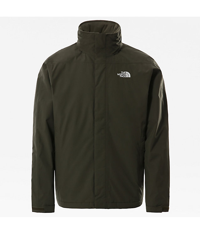 Gevoerde Monte Tamaro-jas voor heren | The North Face