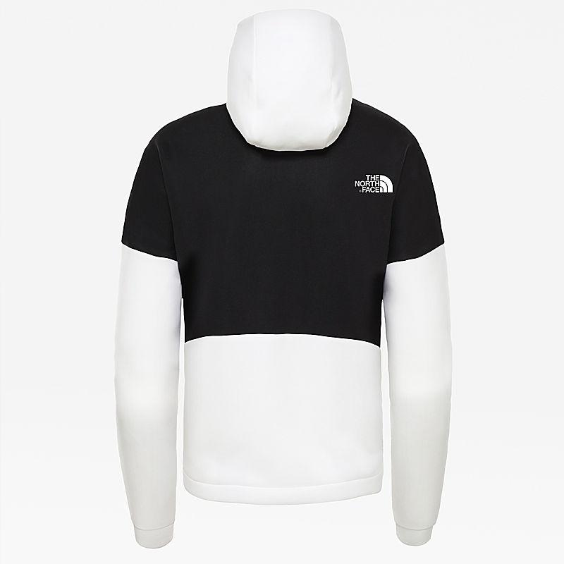Infinity Train-hoodie met volledige rits voor dames-