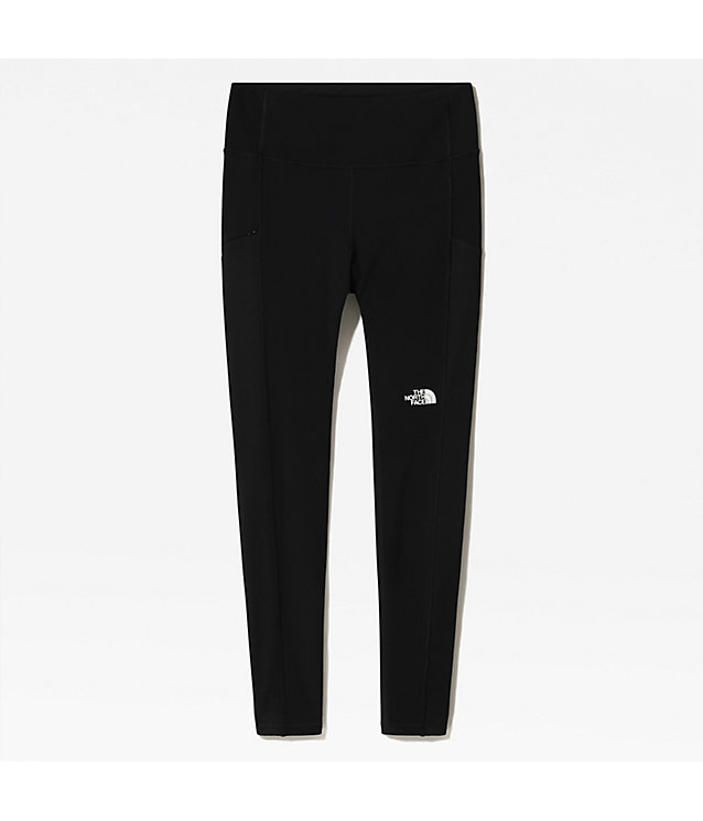 DAMEN WINTER WARM LEGGINGS MIT HOHEM BUND | The North Face