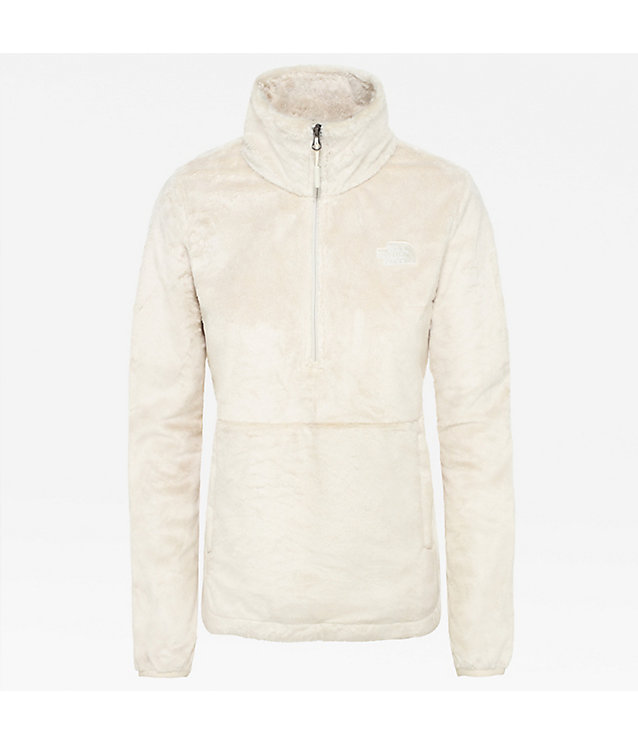 Pullover Donna con cerniera 1/4 Osito | The North Face