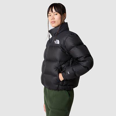 The North Face Womens 1996 Retro Nuptse Jacket R Tnf Black S