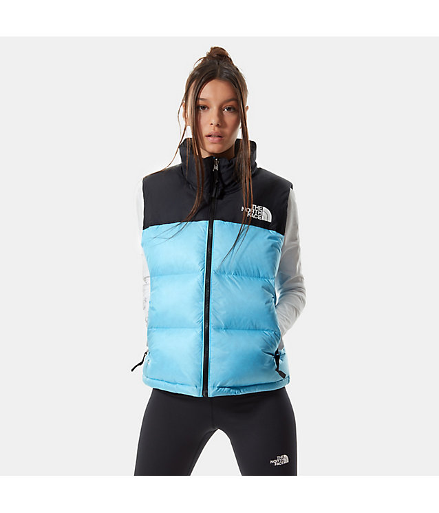 1996 RETRO NUPTSE-BODYWARMER VOOR DAMES | The North Face