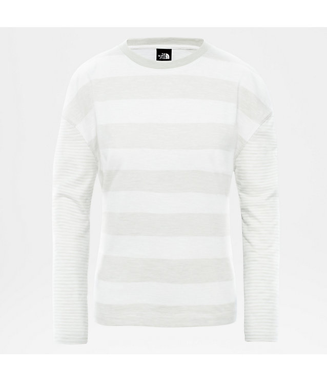 Women'S Stripe Knit Long-Sleeve T-Shirt | The North Face