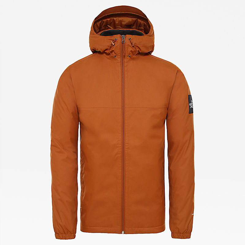 Men's Insulated Mountain Q Jacket-