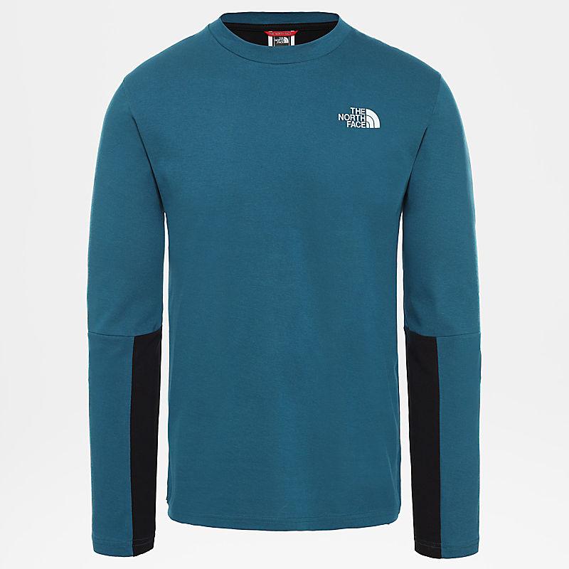 Unisex Rage Graphic Long-Sleeve T-Shirt-