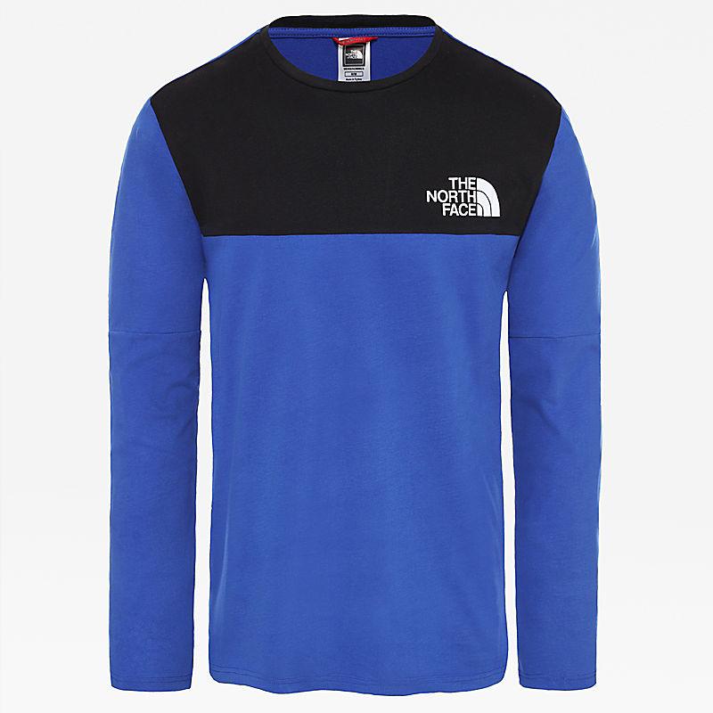 Men's Himalayan Long-Sleeve T-Shirt-
