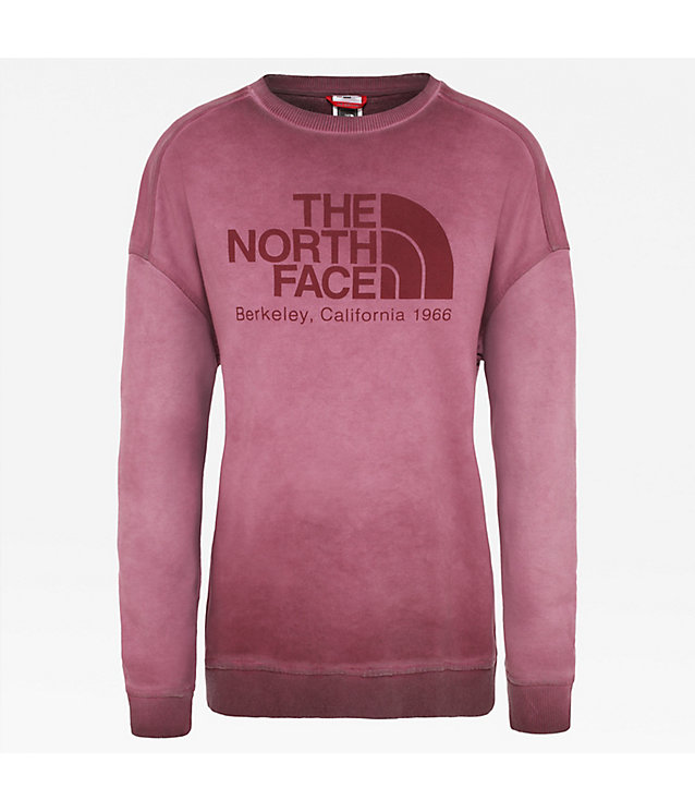 Women's Washed Berkeley Pullover | The North Face