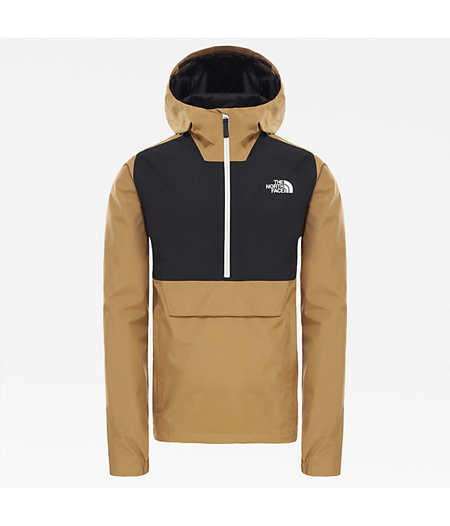 Men's Packable Waterproof Fanorak Jacket | The North Face