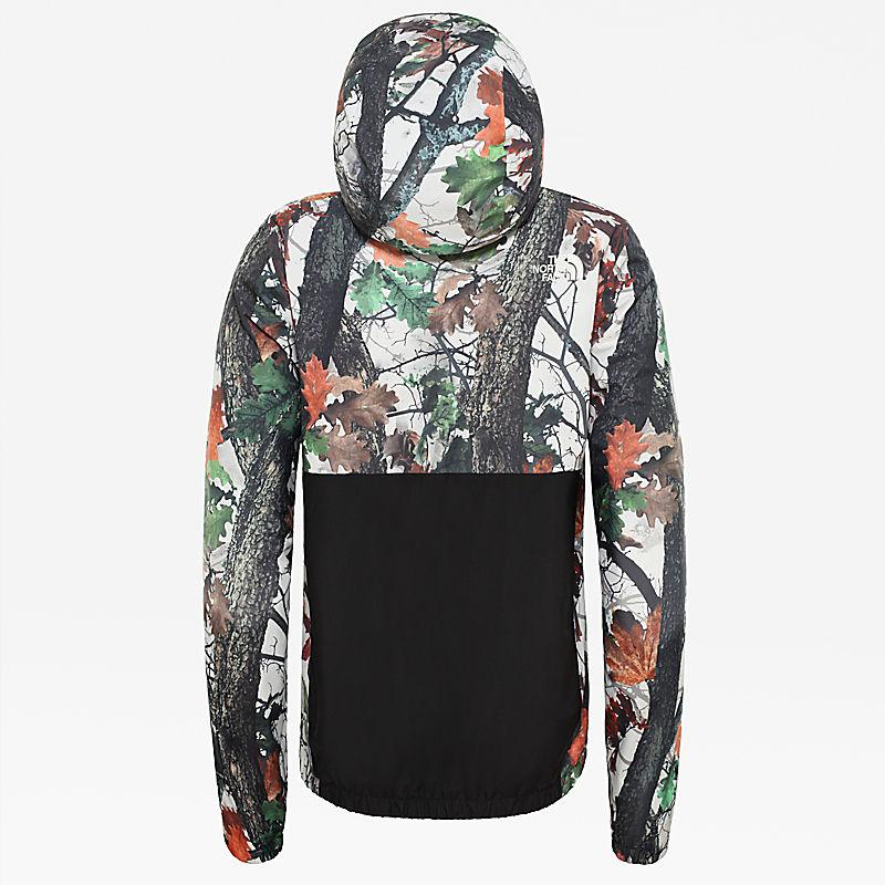 Men's Waterproof Fanorak Jacket-