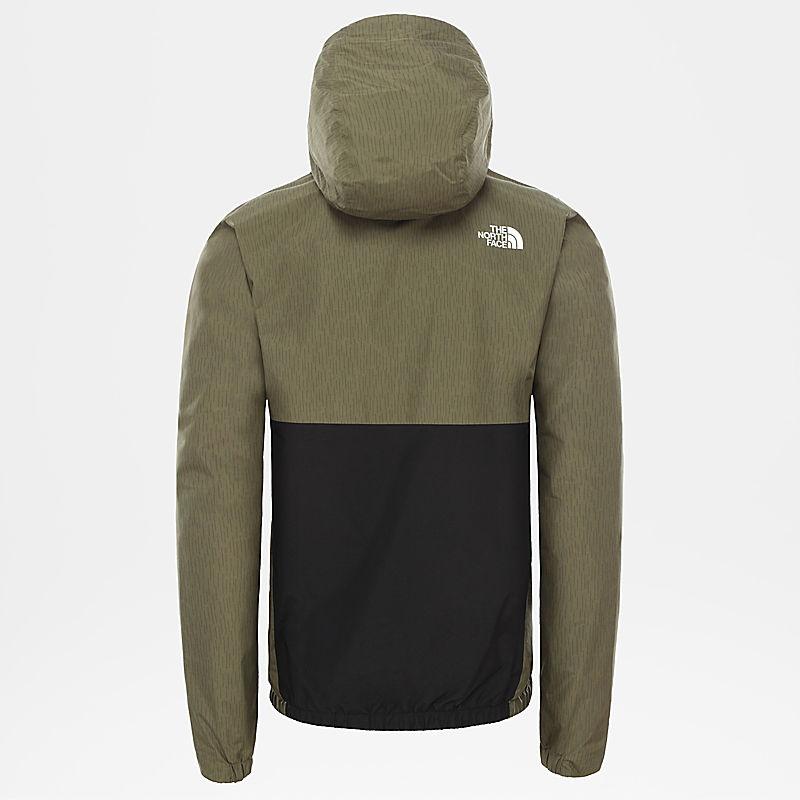 Men's Packable Waterproof Fanorak Jacket-