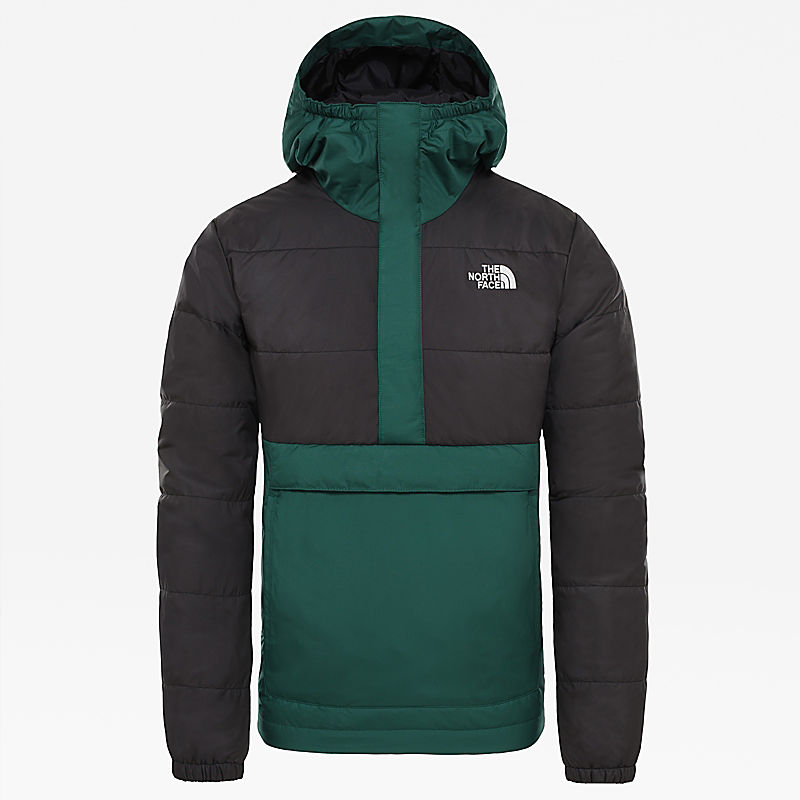 Men's Insulated Fanorak Jacket-