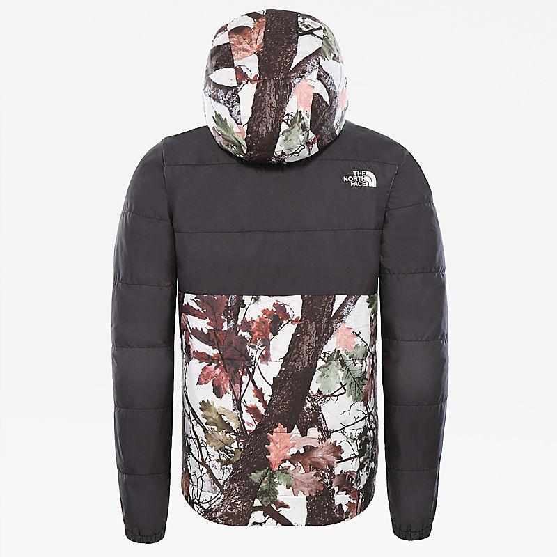 Men's Insulated Fanorak Jacket-