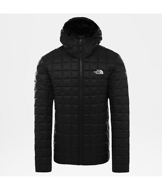 Felpa sintetica con cappuccio Uomo Zip-in | The North Face
