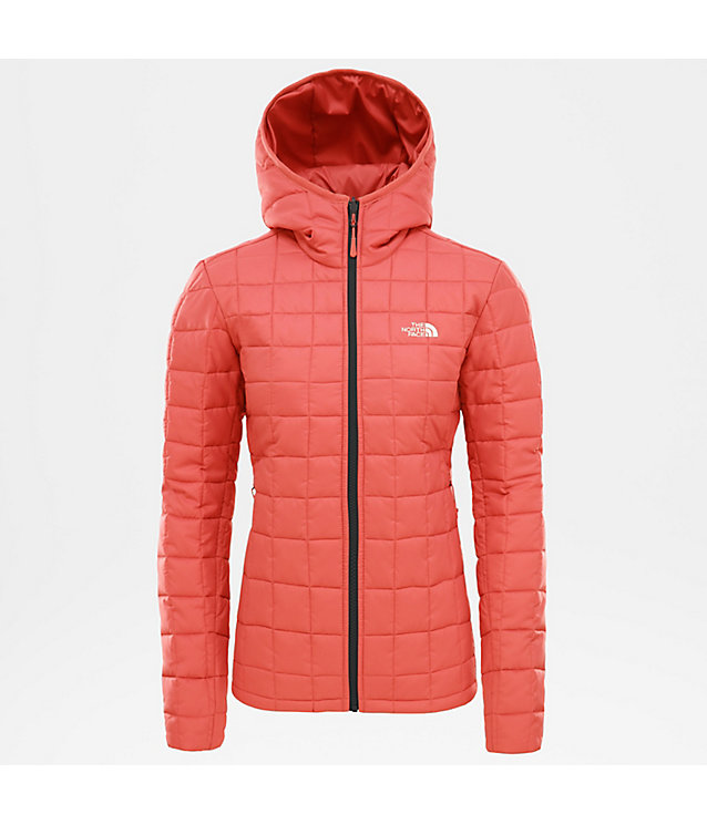 Felpa sintetica con cappuccio Donna Zip-in | The North Face