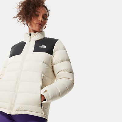 The North Face Womens Massif Jacket Vintage White/tnf Black