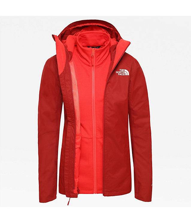 QUEST ZIP-IN TRICLIMATE®-JAS VOOR DAMES | The North Face