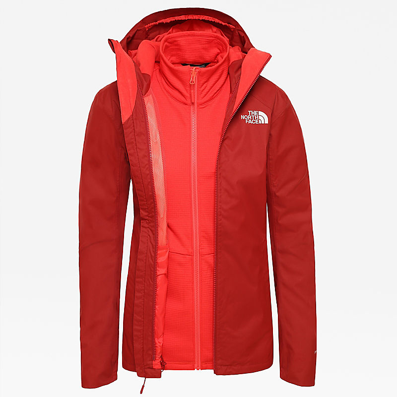 Women's Quest Zip-In Triclimate® Jacket-