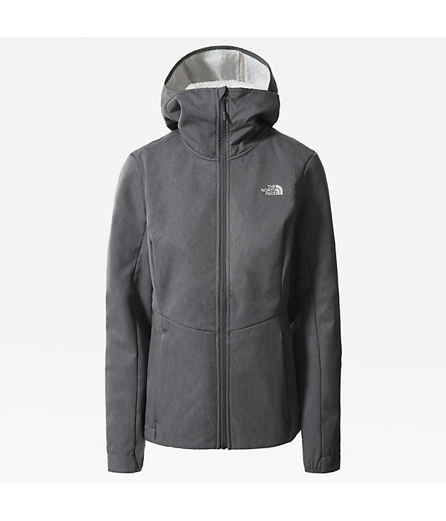 DAMEN QUEST HIGHLOFT SOFTSHELLJACKE | The North Face