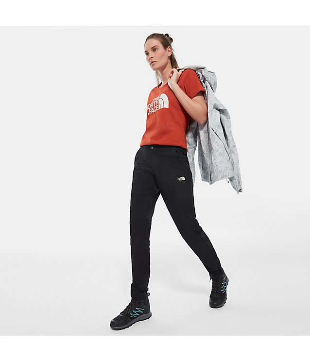 Women's Quest Softshell Slim Trousers | The North Face