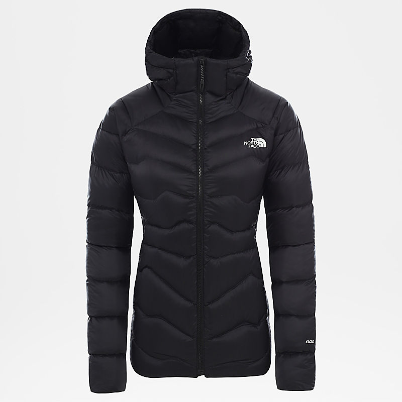 Women's Impendor Hooded Down Jacket-